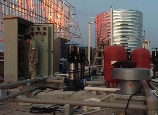 热水工程解决方案